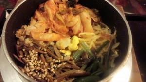 韓国風ビビンバ