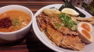 新宿二丁目のつけ麺