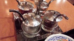 タイの調味料セット