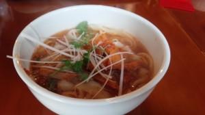 有楽町の刀削麺