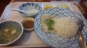 銀座・有楽町のカオマンガイが食べられるお店